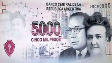 Photo of El nieto de Ramón Carrillo habló sobre la polémica de los billetes de $5.000