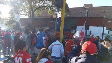 Photo of Sin distanciamiento social, ni tapabocas: el banderazo de los hinchas de San Martín de Tucumán en medio de la cuarentena que despertó la polémica