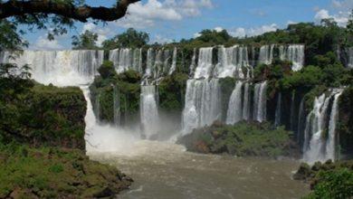 Photo of Luego de una sequía histórica, las cataratas del Iguazú recuperan su caudal