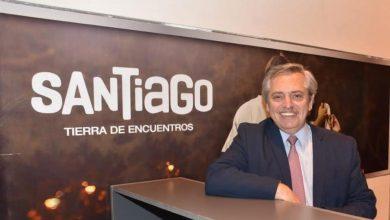 Photo of La agenda de Alberto Fernández en su visita a Santiago del Estero