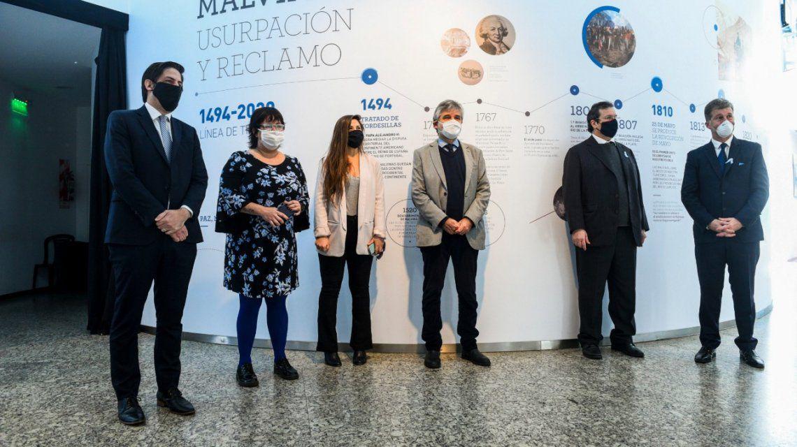 Malvinas: Cancillería y otras áreas del Gobierno renovaron el reclamo de soberanía de Argentina frente al Reino Unido